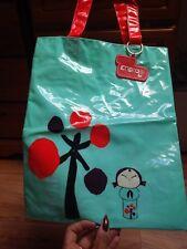 Superb Momiji Zukka Turquoise Tote bag Brand New With Tags