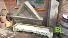 One Off Edwardian Stone Frontage | Landscaping | Garden detail | Antique | Bench