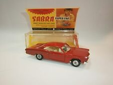 VINTAGE ULTRA RARE SUPER CAR CHAVROLET SABRA IMPALA 8103 POCKET GARAGE