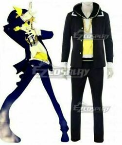 NEW /Vocaloid BRING IT ON Rettou Joutou Len Kagamine Cosplay Costum