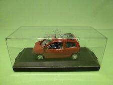 VITESSE RENAULT TWINGO  1993 - BROWN 1:43 - GOOD CONDITION IN SHOWCASE