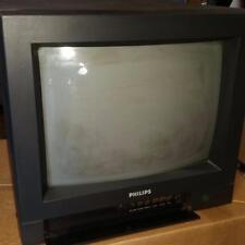 "Philips Type LTC2813 Monitor 100-240V 75VA / 13"" COMPACT COLOR CCTV MONITOR"