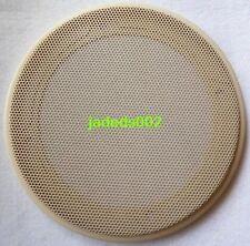 "1pcs 5""inch 165MM Beige car speaker grilles Audio Protective decorative circle"