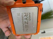 AMD Ryzen Threadripper 2920X - 12 core 24 thread processor [4.3GHZ Max Boost]