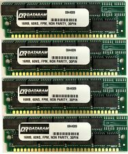 128Mb (8 X16Mb) 30pin Simm Ram Memory 16X8 For Apple Macintosh Iix, Iicx