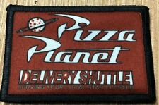 Toy Story Pizza Planet Morale Patch Army Military Tactical flag USA