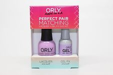 31158 - Orly Gel FX .3oz + Nail Lacquer .6oz Combo - As Seen On TV