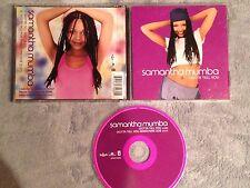 SAMANTHA MUMBA GOTTA TELL YOU 2 TRACKS  MIXES SINGLE MUSIC CD