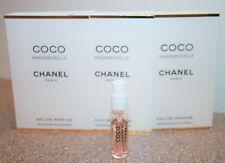 3 x Chanel COCO Mademoiselle Eau de Parfum 0.05 oz each Sample = 0.15 perfume