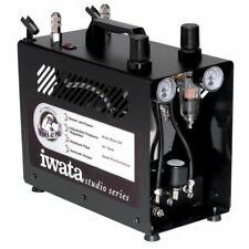 Iwata Studio Series Power Jet Pro compressor C-IW-POWERP Air Brush From Chronos