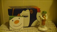 The Snowman The Hug First Edition Figure Perfect condition Coalport
