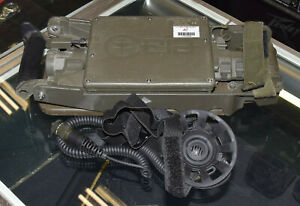 CEIA CMD MILITARY COMPACT MINE SWEEPER METAL DETECTOR GROUND SEARCH & HEADPHONE