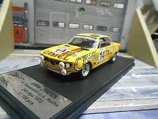 BMW 2800 CS #14 Camel 24h Spa Toussaint / Haxhe 1972 Came l Trofeu Edit 1:43