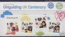 GB 2010 GIRLGUIDING UK STAMP PRESENTATION PACK