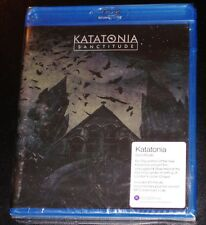 Katatonia: Sanctitude - Unplugged & remodelados BR Disco Blu-ray 2015 KSCOPE UK