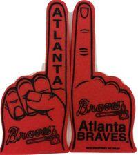 MLB Atlanta Braves Foam Finger, NEW