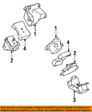 TOYOTA OEM 89-95 4Runner-Engine Motor Mount Torque Strut 1237165130