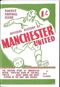 Official History of Manchester United