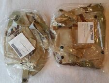 (Set-2) *NIB* MOLLE SUSTAINMENT POUCH, Genuine US Military Desert Camo DCU Pack