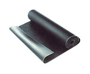lastra gomma telata cm 120x8 mt guaina guarnizione 2 mm pavimentazione
