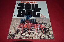 Brush Hog Soil Hog Dealer's Brochure YABE10 ver2