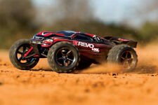 TRA71076-3 Traxxas E-Revo VXL 1/16 4WD Brushless RTR Truck (Red) RC