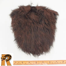 The Hunter - Bear Skin Fur Poncho - 1/6 Scale - BD Xensation Action Figures
