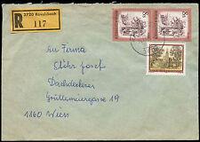 Austria 1984 Registered Cover #C24092