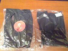 2 pairs of Hush Hush Absorbent Panties Incontinence Control Black Size Medium