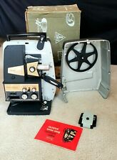 Vintage Sears Tower Automatic 8mm Movie Projector Model 584.92922 Splicer