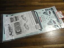 KYOSHO 39281-1 Stickers AUDI A4 DTM Team abt Sportsline