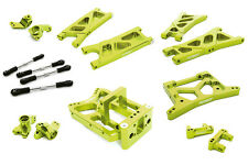 C26738GREEN Integy CNC Machined Suspension Kit for HPI 1/10 Jumpshot MT, SC & ST