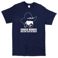 Chuck Norris Inspired T-shirt - Retro Classic Karate Film Legend Martial Arts