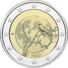FINLANDIA 2 EURO 2017 - NATURALEZA FINLANDESA - SIN CIRCULAR -