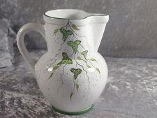Gmundner Keramik Krug Weinkrug Weinlaub 23 cm Gmunden Tonware