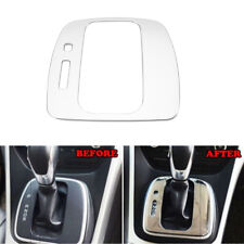 Chrome Car Gear Shift Panel Cover Trim Frame Molding For Ford Escape Kuga 13-16