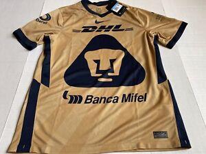 NIKE PUMAS TERCERO 2020 2021 THIRD JERSEY UNAM Men's CV8417-710 Size M NWT