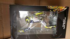 Valentino Rossi.  Figurine MotoGP 2007 Jerez.  Minichamps 1/12.