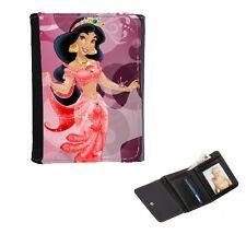 Disney Princess Jasmine Ladies, Girls Purse or Wallet 12cm x 9cm
