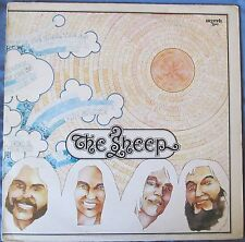 THE SHEEP The Sheep UK 8 Track LP From 1973