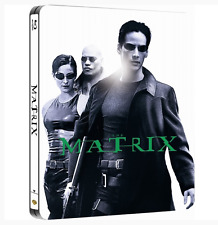 The Matrix Premium Collection  - Steelbook (Blu-ray)