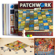 Patchwork Board Game For Two Players Funny Party Cards Game English Version
