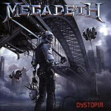 MEGADETH - DYSTOPIA NEW CD