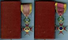 Médaille - Ordre de Saint Grégoire le Grand GREGORIUS MAGNUS boîte