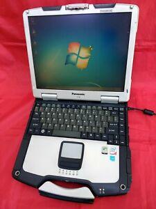 ▲Panasonic Toughbook CF-30 - Touchscreen - 1.60GHz - 320GB - 4GB RAM - Win7▲