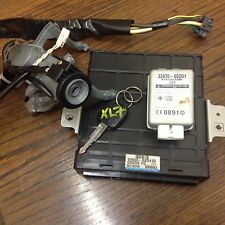Suzuki Grand Vitara 2.7 v6 Kit Completo ECU de gasolina, barril de llave transponder ECU immob