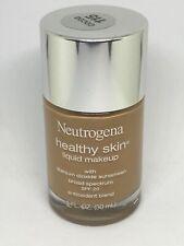 Neutrogena Healthy Skin Cocoa 115 Liquid Makeup SPF 20 Foundation 1 oz