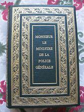 1967 Mémoires de Joseph Fouché texte d'après l'EO de 1824 Bonnot histoire