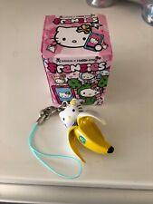 RARE Tokidoki x Hello Kitty Frenzies Kitty Banana