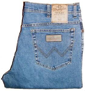 WRANGLER Jeans TEXAS STRETCH 2.Wahl Ware zb. als ARBEITSHOSEN Restbestand
